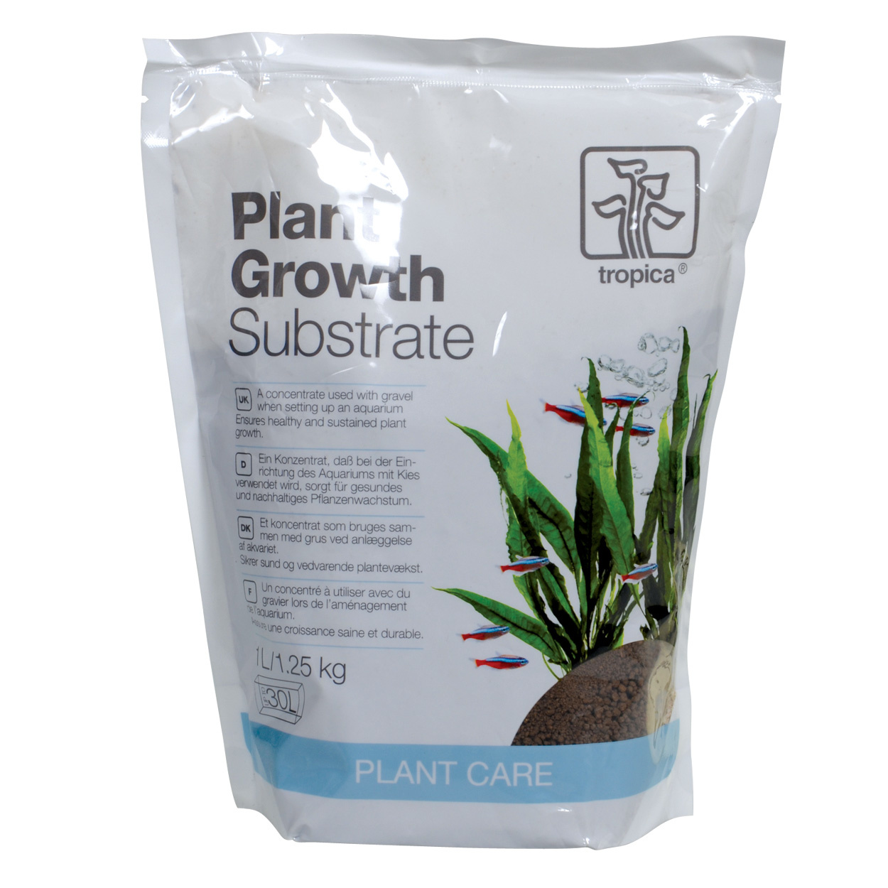 Tropica Tropica Plant Growth Substrate 1.25 kg
