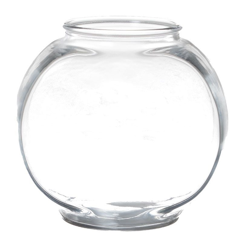 Anchor Hocking 0.5 Gallon Drum Style Glass Bowl