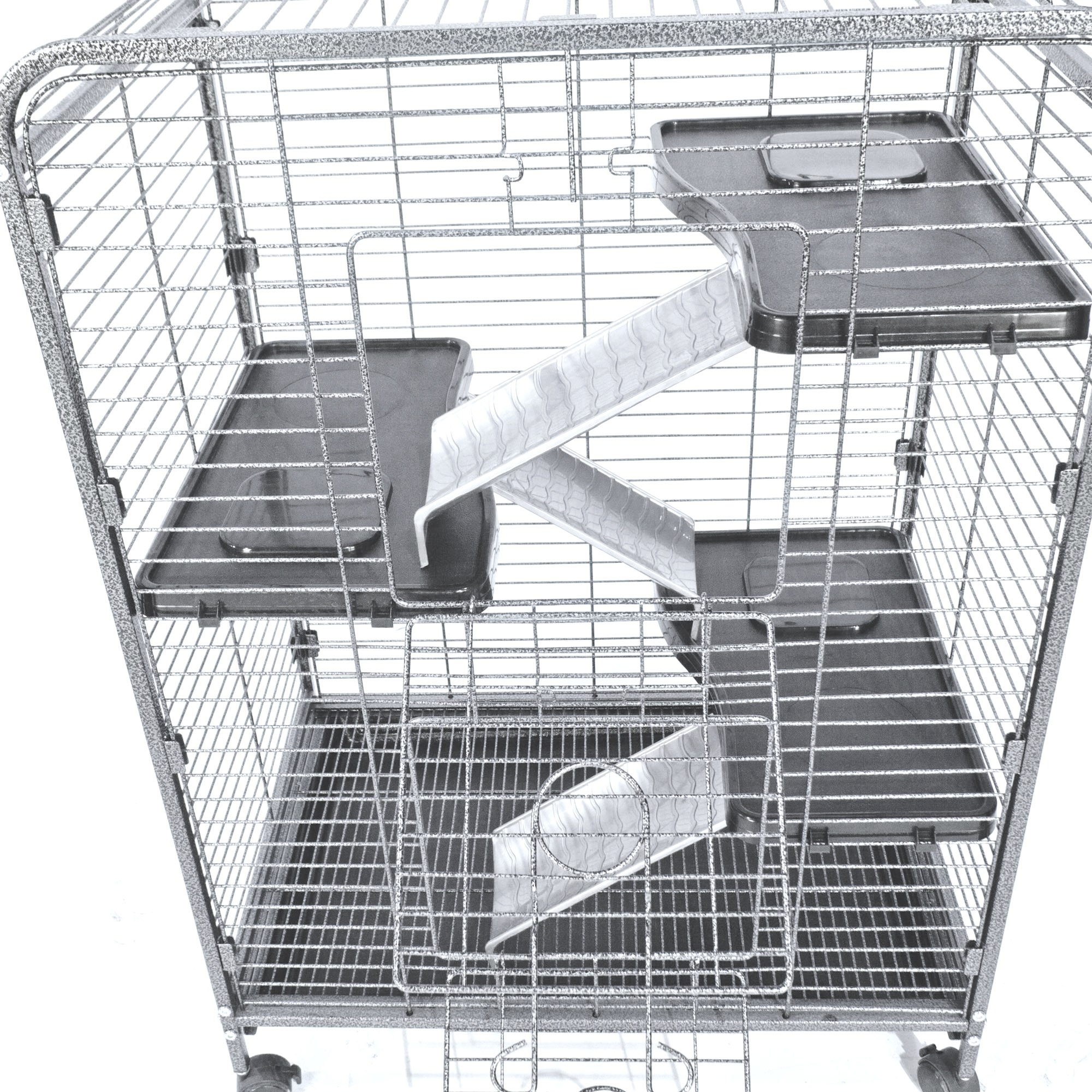 """Critter Ware Living Room Series Ferret Home 32""""x20.75""""x50"""""""