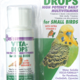 Oasis Products OASIS Vita Drop Vitamins for Small Birds 2 oz