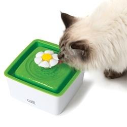 Cat It Catit Mini Flower Fountain - 1.5 L