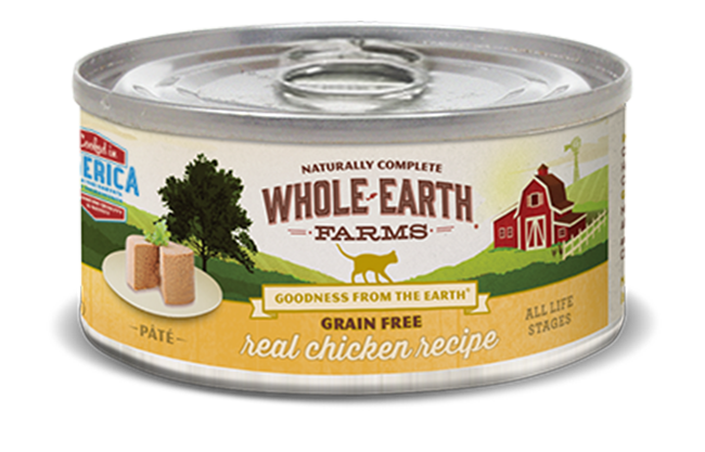 Merrick Pet Care Merrick Whole Earth Farm Pate Chicken 5 oz