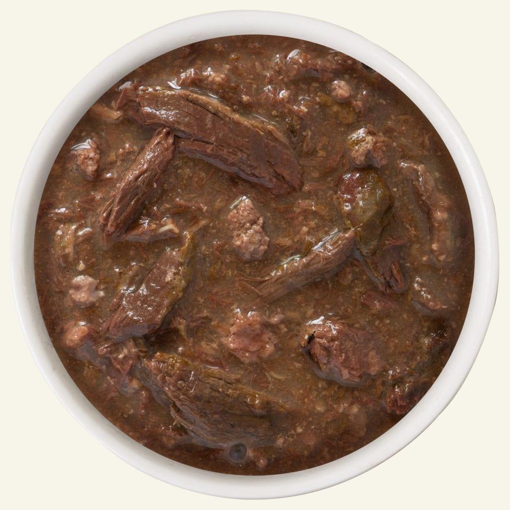 WeRuVa BFF Tuna & Beef Baby Cakes 3 oz Pouch