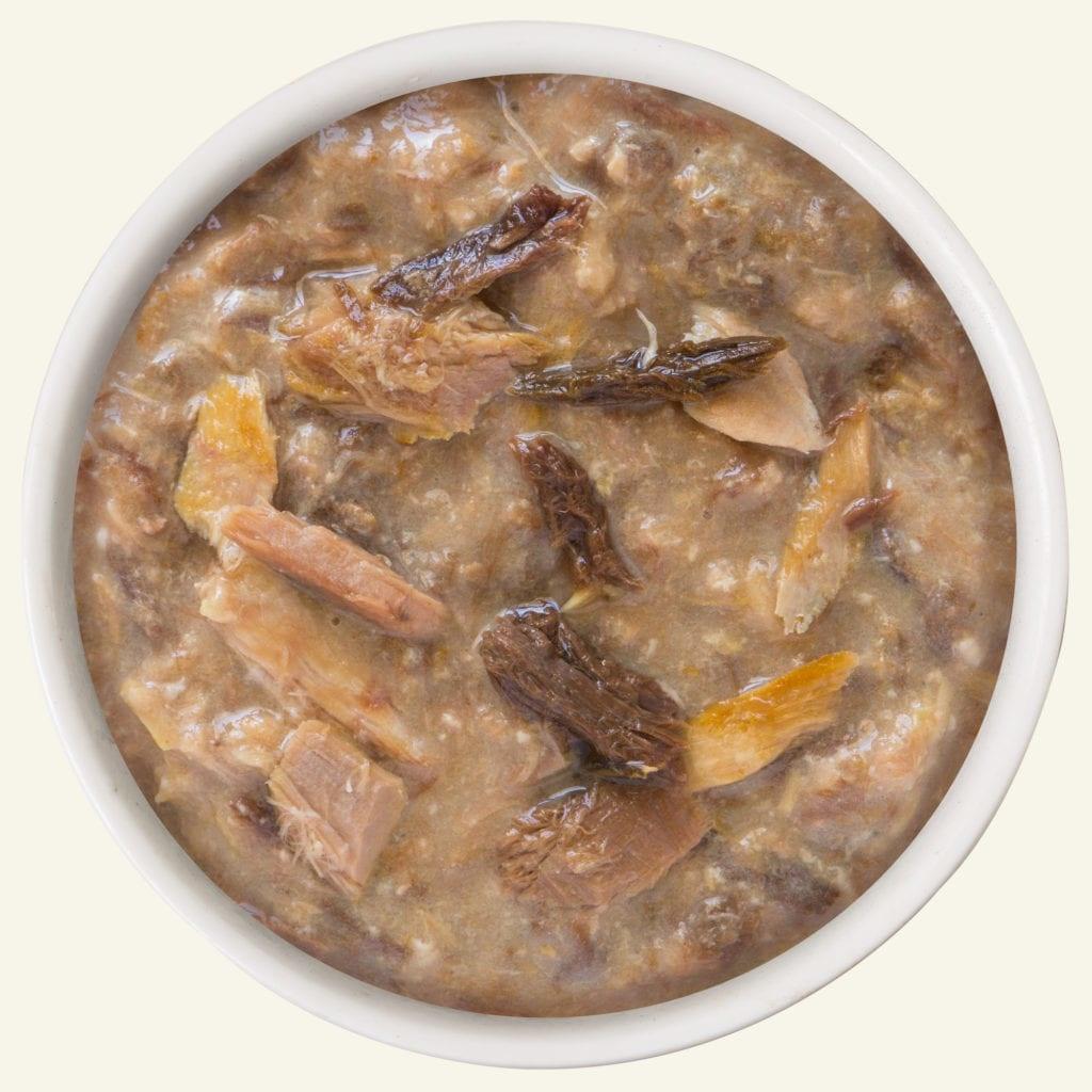WeRuVa BFF OMG Chicken & Salmon Crazy 4 U 5.5 oz