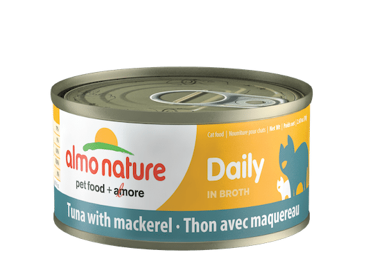 Almo Nature Almo Natural HQS Daily Tuna With Mackerel 70 g