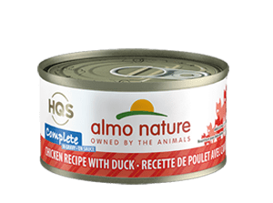 Almo Nature Almo Nature HQS Complete Chicken With Duck 70 g