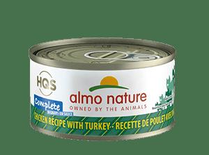 Almo Nature Almo Nature HQS Complete Chicken & Turkey In Gravy 70 g