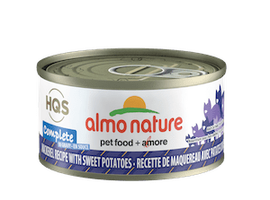 Almo Nature Almo Nature HQS Complete Chicken & Sweet Potato In Gravy 70 g