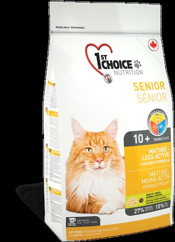 1st Chioce 1st Choice Cat Senior 2.72 kg