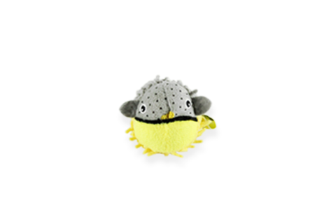 Be One Breed Be One Breed Cat Plush - Fugu Fish