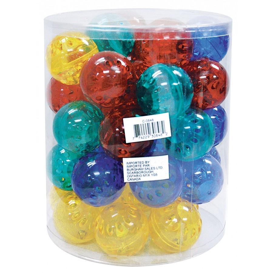 Burgham Cat Toys Burgham Crystal Ball Assorted Colours