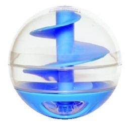 Cat It Catit Treat Ball - Blue