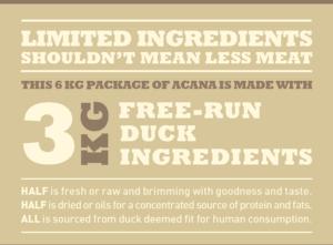 Acana Acana Free Run Duck
