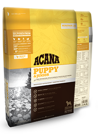 acana dog puppy junior