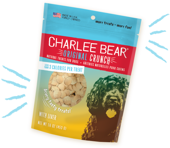 Charlee Bear Treats Charlee Bear Liver Treats