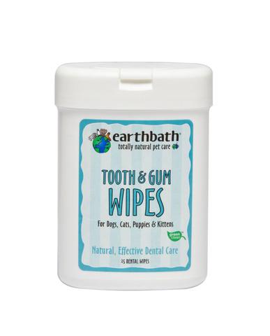 Earth Bath Earth Bath Tooth & Gum Wipes (25 Count)