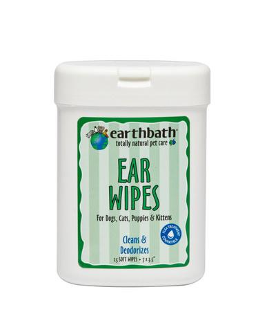 Earth Bath Earth Bath Ear Wipes 25 Count