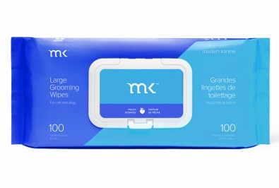 Modern Pet Brands Modern Kanine Large Grooming Wipes Unscented 100 Count