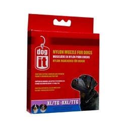 Dog It Dogit Nylon Dog Muzzle
