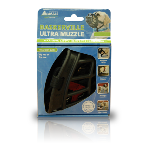 Company of Animals Company Of Animals Baskerville Ultra Muzzle