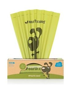 Earth Rated Earth Rated Bulk Pack Poop Bags Unscented 300 Count