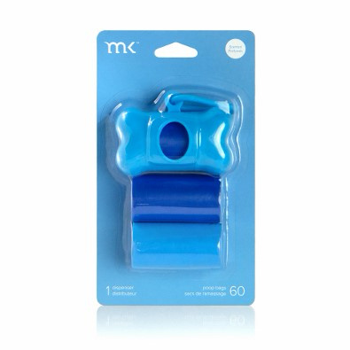 Modern Pet Brands Modern Kanine Poop Bags Blue & Light Blue