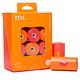 Modern Pet Brands Modern Kanine Poop Bags Orange & Coral