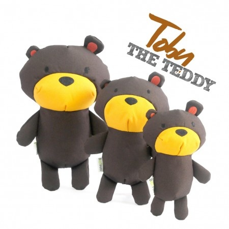 Beco Pets Beco Family Toby The Teddy Soft Toy