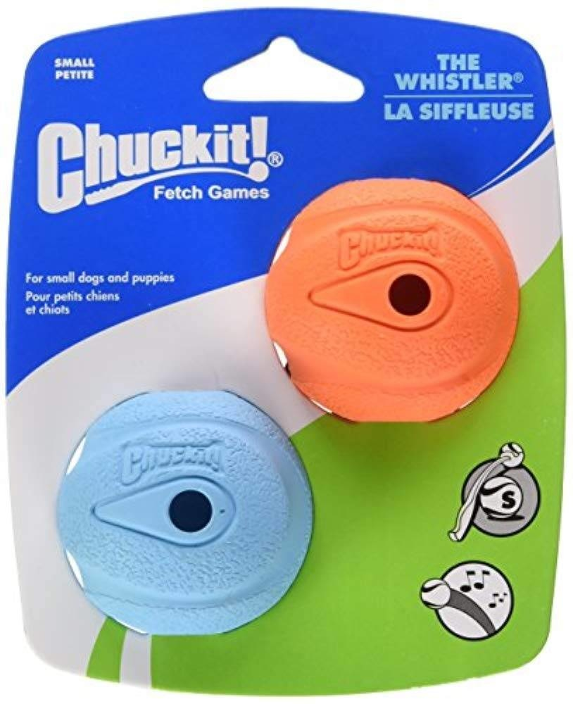 Chuckit! Chuck It! Whistle Balls Small (2 Pack)