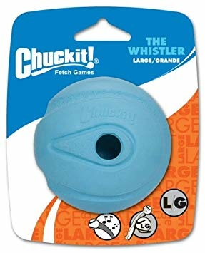 Chuckit! Chuck It! Whistle Balls Large (1 Pack)