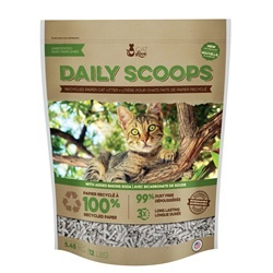 Cat Love Daily Scoops Recycled Paper Litter