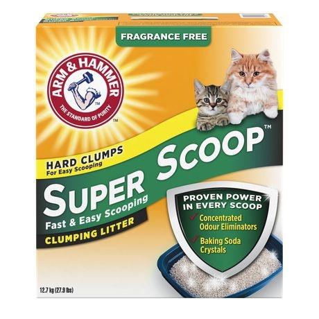 Arm & Hammer Arm & Hammer Super Scoop Cat Litter