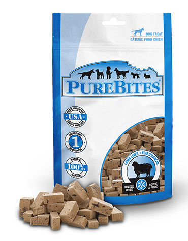 Pure Bites PureBites Lamb Dog Treats