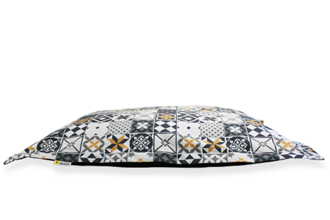 Be One Breed Be One Breed Cloud Pillow Bed Porto Tiles