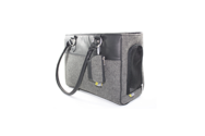 Be One Breed Be One Breed Pet Carrier Black & Grey