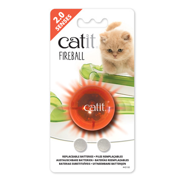 Cat It Catit Senses 2.0 Fireball