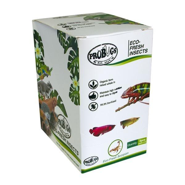 ProBugs ProBugs Eco-Fresh Scorpion Single Package