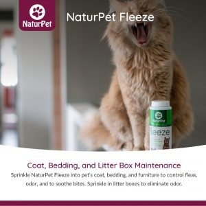 NaturPet NaturPet Fleeze Topical Care 60ml
