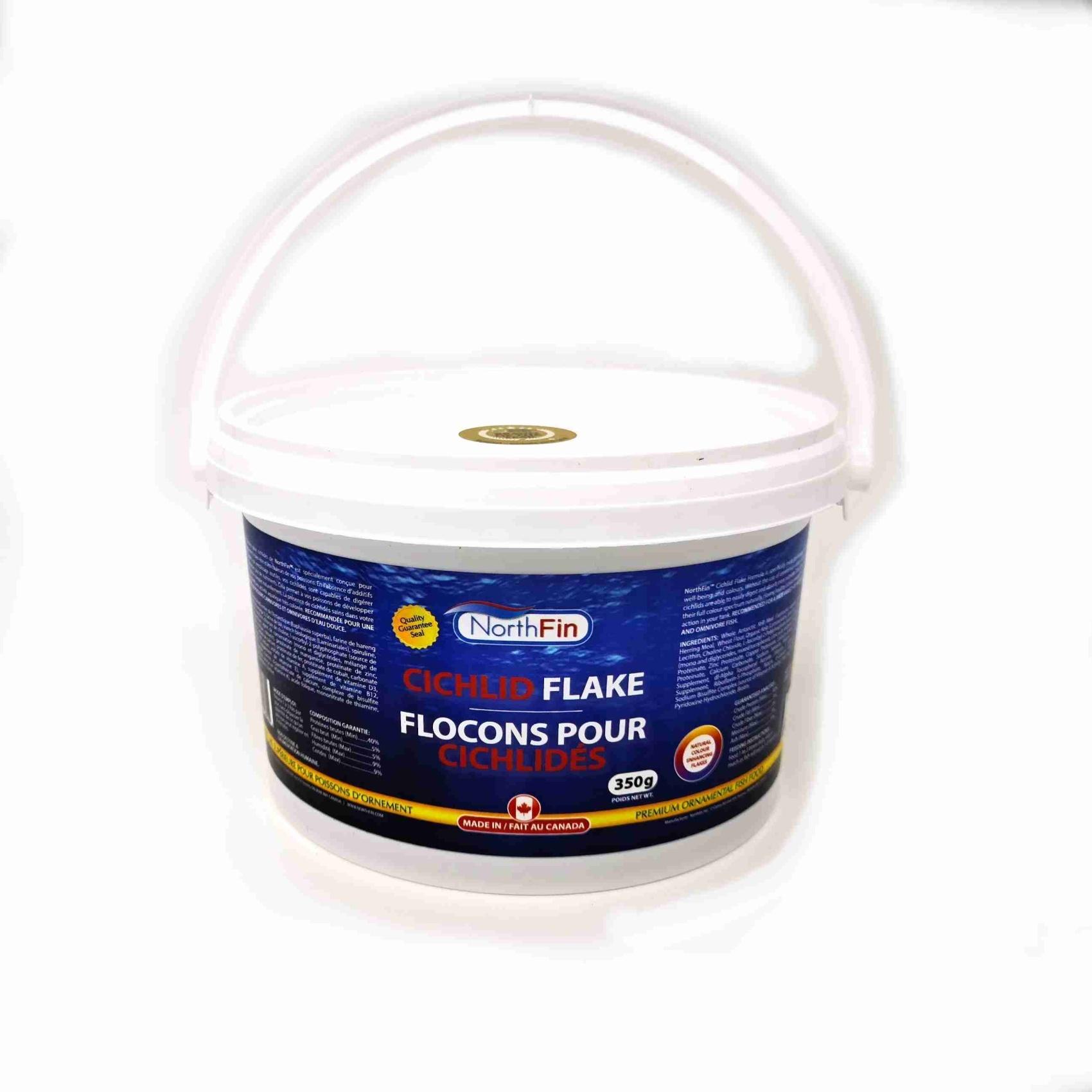 NorthFin Northfin Cichlid Flake 350g
