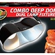 Zoo Med Laboratories Zoo Med Combo Deep Dome