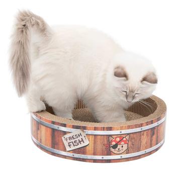 CatIt Cat It Play Pirates Barrel Scratcher