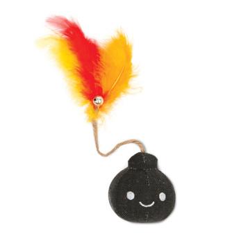 Cat It Catit Play Pirate Toy Bomb