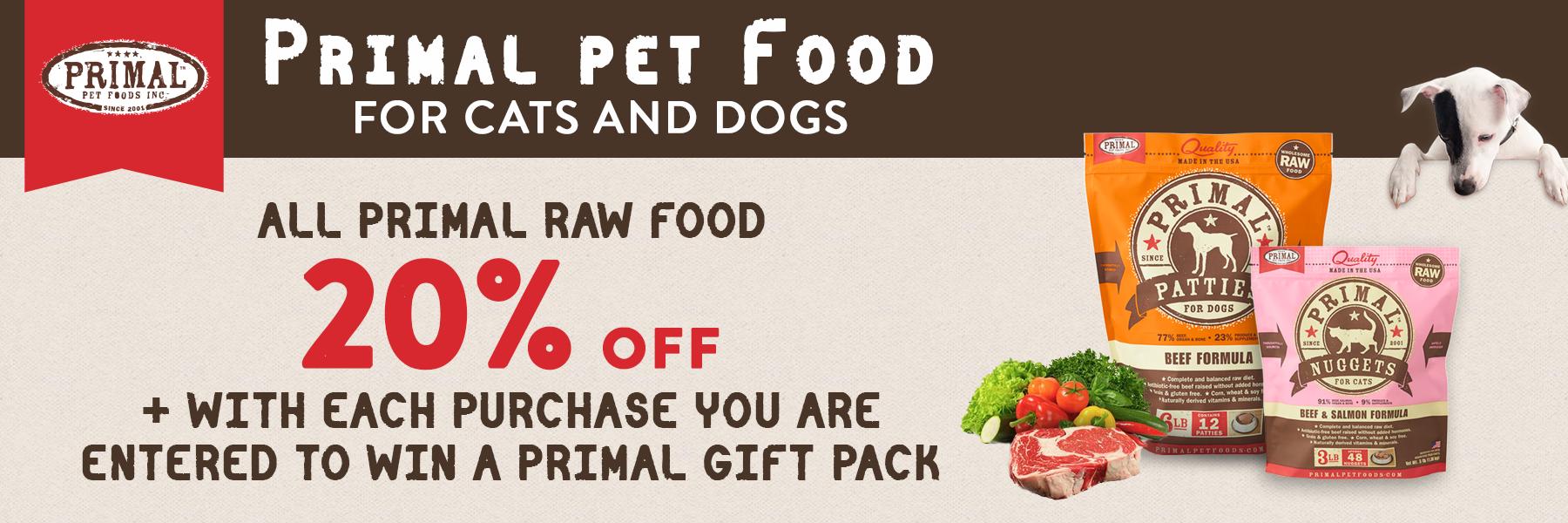 Primal Raw Food