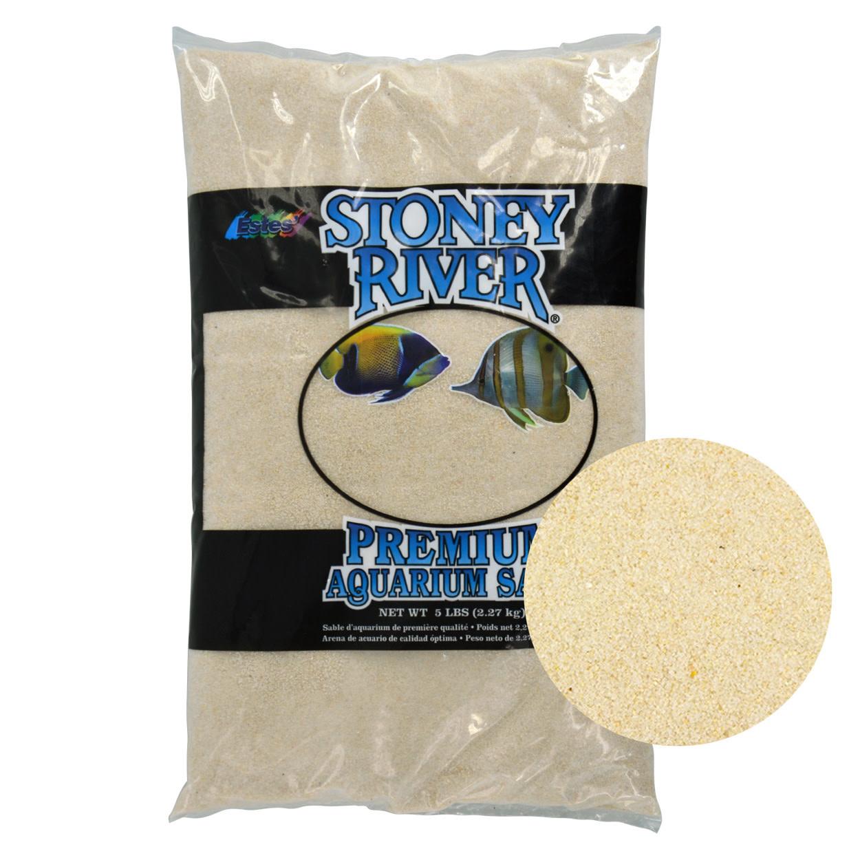 ESTES GRAVEL PRODUCTS Estes Natural Sand  5 lb