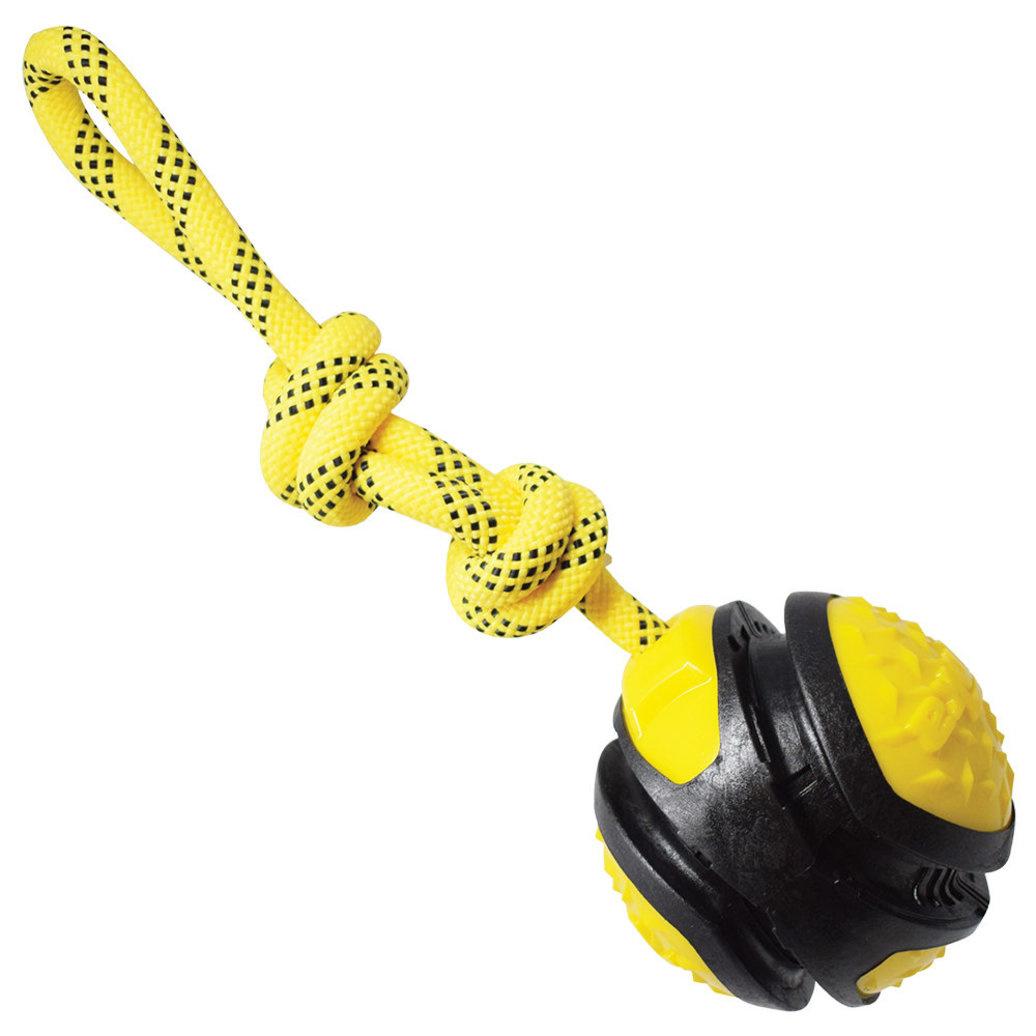 """Tonka Hasbro Tonka Diamond Clad Rope Ball, 4"""""""