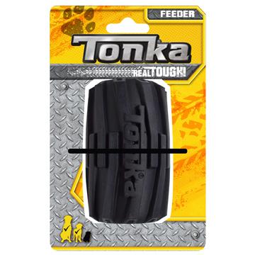 """Tonka Hasbro Tonka Mega Tread Treat Holder, 4"""""""