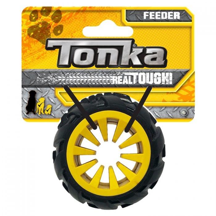 """Tonka Hasbro Tonka Mega Tread Treat Holder, 2.5"""""""
