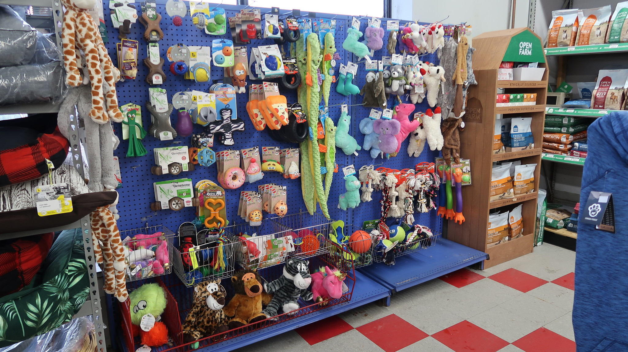 Toy Wall