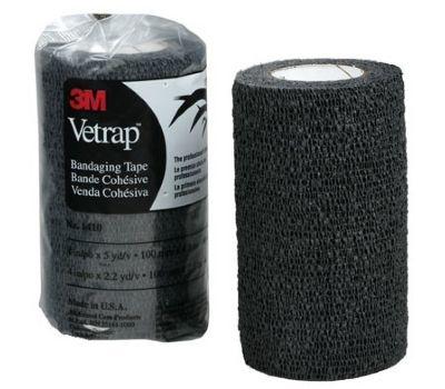 "3M 3MVetrap Bandaging Tape 4"" x 5yrd"