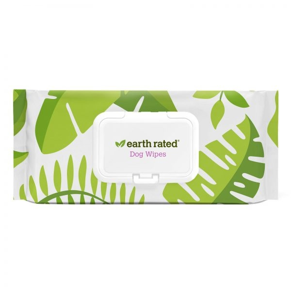 Earth Rated Earth Rated Grooming Wipes Lavender Scented *SALE*